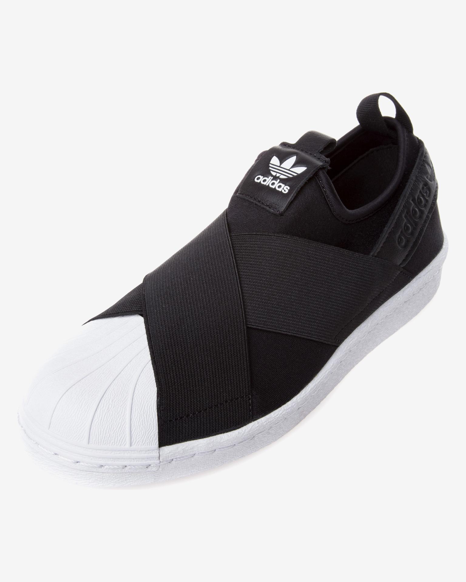 adidas Originals - Superstar Slip On Bibloo.com