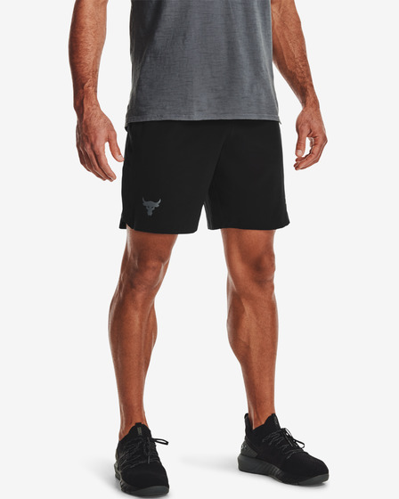 Under Armour Project Rock Snap Shorts