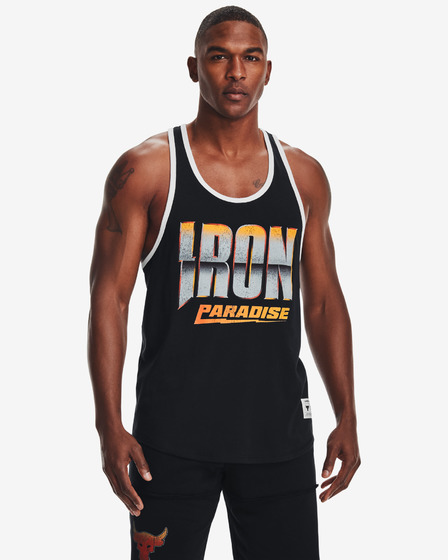 Under Armour Project Rock Iron Top