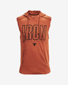 Under Armour Project Rock Terry Iron Top