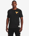 Under Armour Project Rock Iron Tour T-shirt