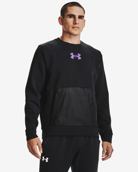 Under Armour Summit Knit Crew Sweatshirt