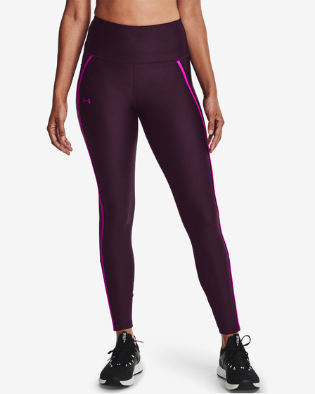 Under Armour HeatGear® Shine Mesh Leggings