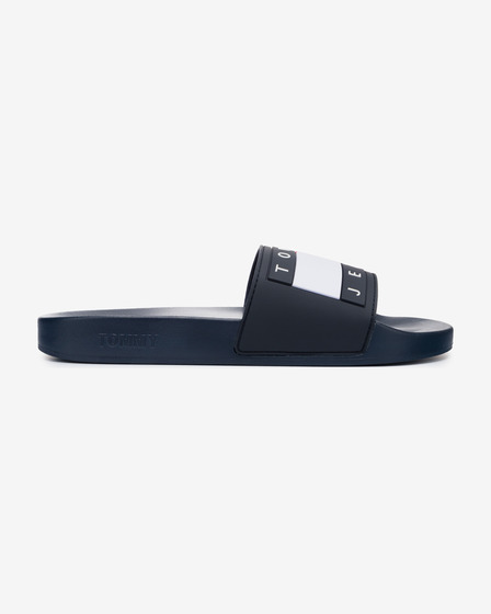 Tommy Jeans Flag Pool Slide Slippers