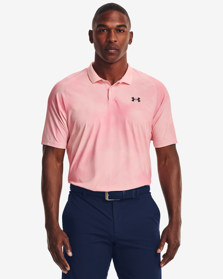 Under Armour Iso-Chill Afterburn Polo T-shirt