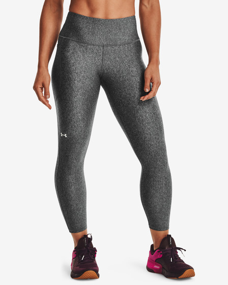 Under Armour HeatGear® Armour No-Slip Waistband Ankle Leggings