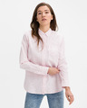 GAP Fitted Boyfriend Oxford Shirt