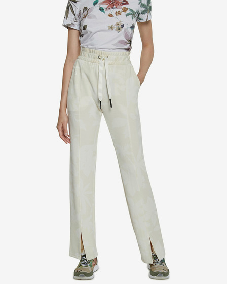 Desigual Pintuck Trousers