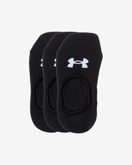 Under Armour Essential Set of 3 pairs of socks